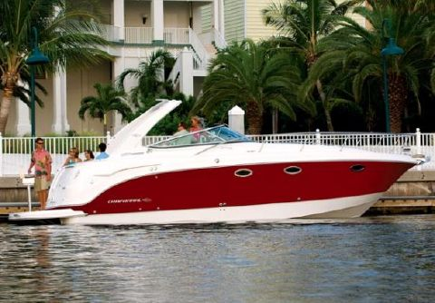 2007 Chaparral 350 Signature Manufacturer Provided Image