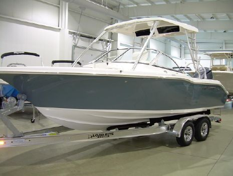 2017 Key West Boats, Inc. 239DFS