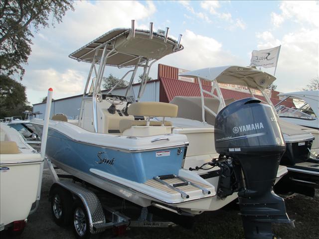 2015 Scout Sportfish/XSF 225 XSF