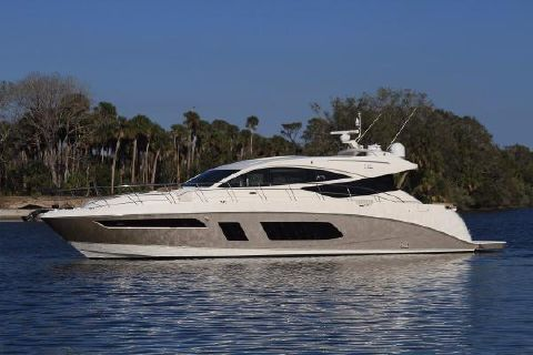 2015 Sea Ray L650 Express 2015 Sea Ray L650