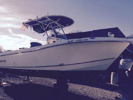 2004 Polar Boats 2300 Center Console