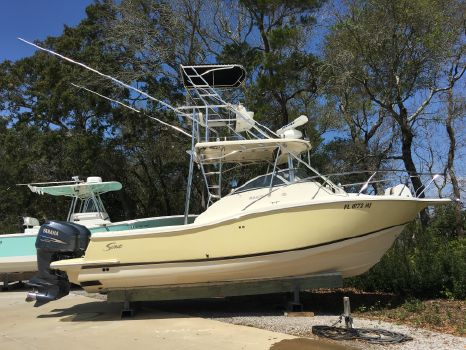 2004 Scout 280 Abaco