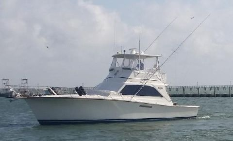 1985 Ocean Yachts