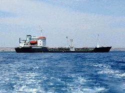1989 Custom Clean Product Tanker