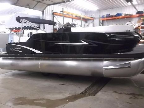 2015 Larson RT Fish & Cruise 2200