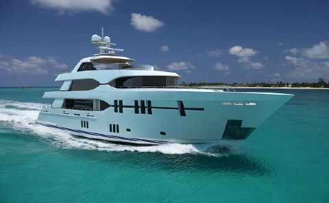 2017 Ocean Alexander 135 Megayacht