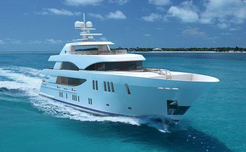 2017 Ocean Alexander 155 Megayacht