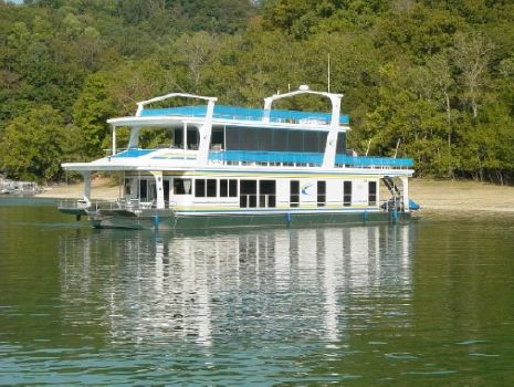 2007 Majestic 20 x 90 Houseboat