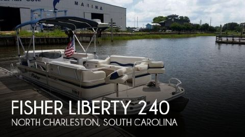 2009 Fisher Liberty 240 2009 Fisher Liberty 240 for sale in North Charleston, SC