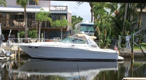 1997 SEA RAY 37 Searay Express