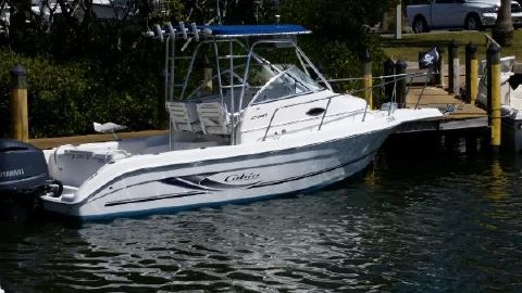 2003 Cobia Boats 230 Walkaround