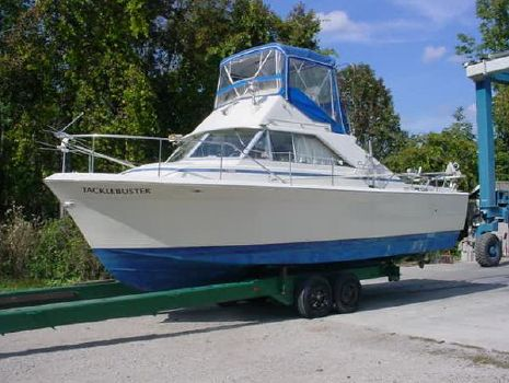 1967 Chris-Craft Commander 31