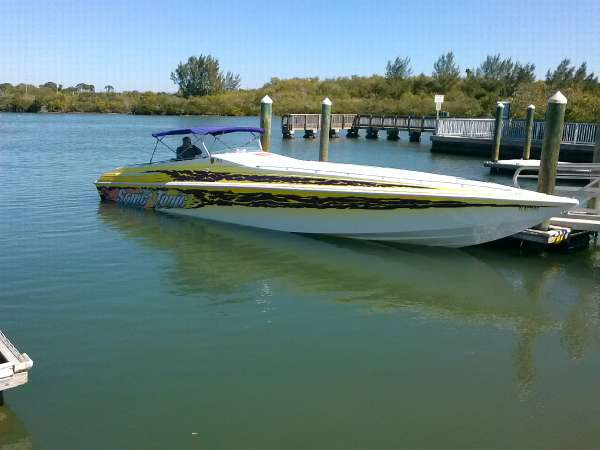 1994 Sonic Boats Sonic 42SS