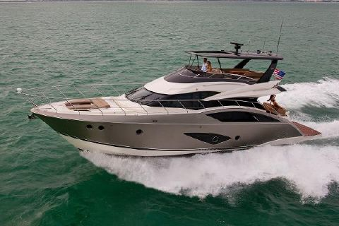 2019 Marquis 660 Sport Yacht Manufacturer Provided Image