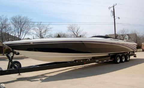 1995 Scarab 43 Thunder 1995 Scarab 43 Thunder for sale in Hickory Creek, TX