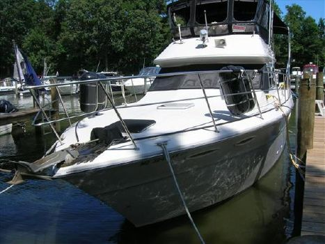 1986 Sea Ray 360 Aft Cabin