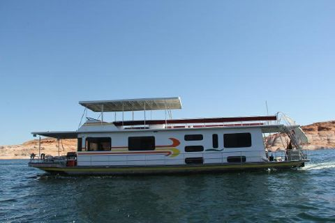 1989 Sumerset Houseboats