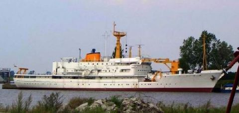 1966 Norderwerft GmbH&Co Explorer/ Research Vessel Photo 1