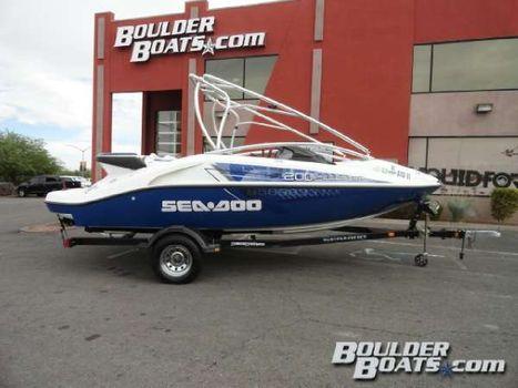 2007 Sea-Doo 200 Speedster (430 hp)