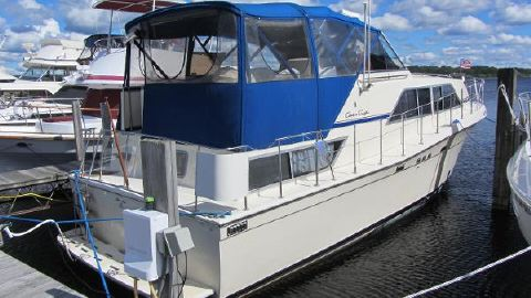 1987 Chris-Craft Catalina 381