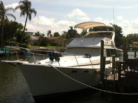 1987 Bayliner 3870 Motor Yacht