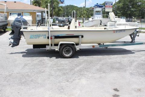 1999 Carolina Skiff 19 Cc