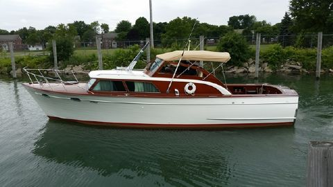 1960 Mays Craft 34