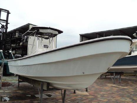 2006 Angler Boats 26 Cc Panga