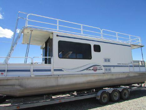1997 Sun Tracker Party Cruiser 3508