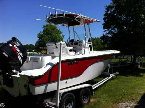 2008 Sea Fox 216 Center Console 2008 Sea Fox 216 CC for sale in Carrollton, VA