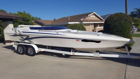 1999 Eliminator Boats 250 Eagle Xp