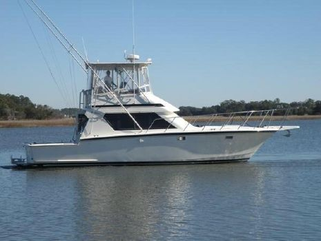 1988 Hatteras Convertable SF 42