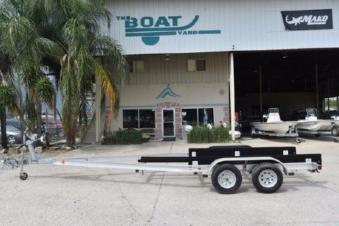 2018 McClain Trailers ATT-2460 Fits 22-24ft Modified -V Boat