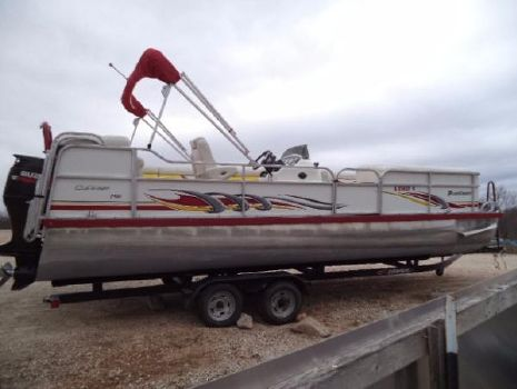 2007 Playcraft 2400 Clipper