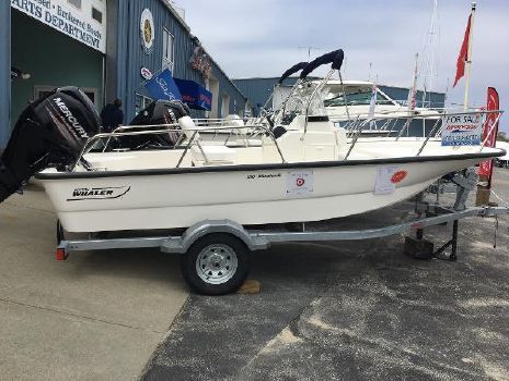 2017 Boston Whaler 150 Montauk