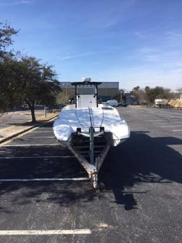 2011 HANN POWERBOATS 32 Catamaran