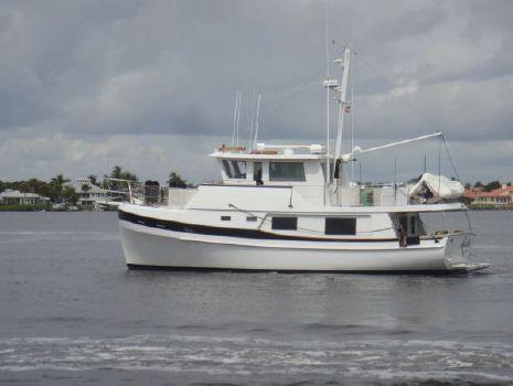 1994 Krogen 48' Whaleback Akasha