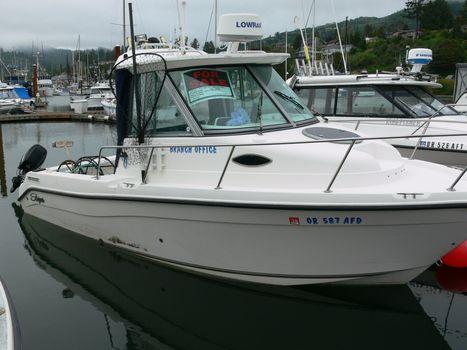 2008 Seaswirl Striper Walkaround