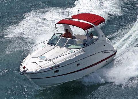 2005 Maxum 3100 SCR
