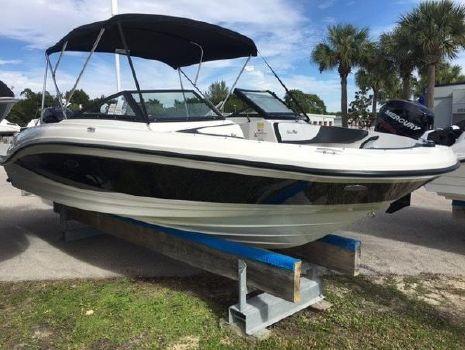 2017 Sea Ray 21 SPX Outboard