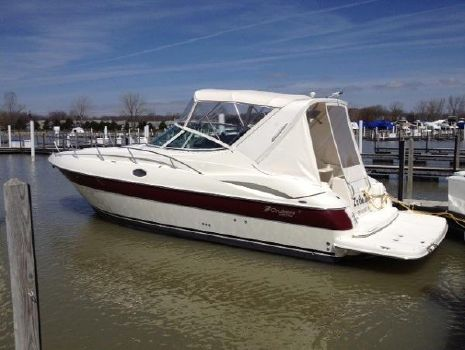 2006 Cruisers 32 Express