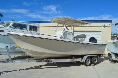 2015 PARKER BOATS 2300 SPECIAL EDITION