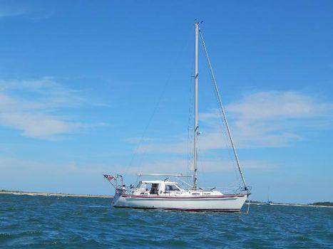 2002 Vilm-Nauticat 116 Motorsailer- What a Deal!