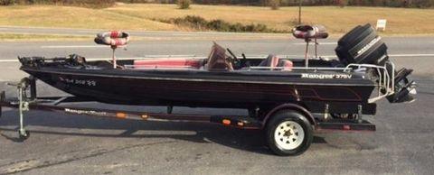 1988 Ranger 375