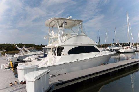 2002 Egg Harbor 37 SportYacht Dock side