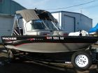 2011 TRACKER Pro Guide V-175 Combo w/ 90 XL OptiMax and Trailer