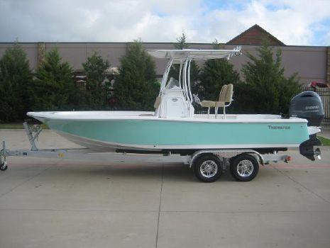 2016 Tidewater Boats 2200 Carolina Bay