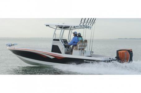 2017 Ranger 2510 Bay Ranger