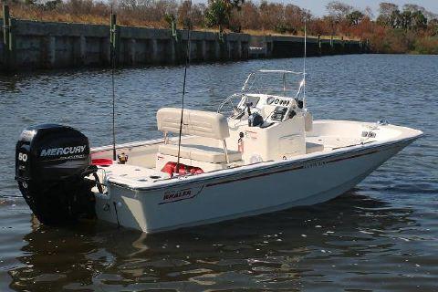 2018 Boston Whaler 150 Montauk Manufacturer Provided Image