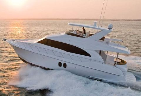 2015 Hatteras 60 Motor Yacht